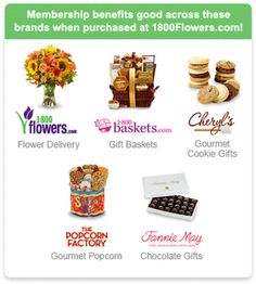 One Year FREE Shipping/No Service Charge with 1-800-FLOWERS Passport Membership Program!