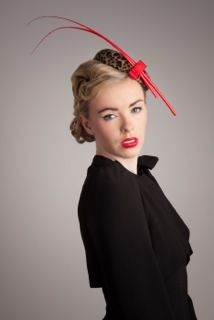 Dita By MARIE-CLAIRE MILLINERY #HatAcademy #millinery