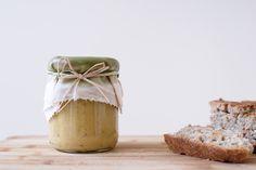 Best #Hummus Recipe with #HempSeeds & Garbanzo Beans