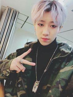 My mom says that it looks like Bambam from got7