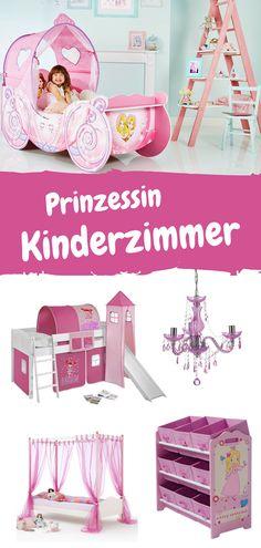 Hier Findet Ihr Inspiration, Wie Man Das Spielzimmer Für Eine Kleine  Prinzessin Einrichten Könnte.