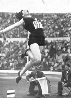 New Zealander Yvette Williams won a long jump gold medal at the 1952 Helsinki Olympics and produced a world record jump of in Gisborne in Olympic Gold Medals, Long Jump, Summer Games, Summer Dream, Summer Olympics, World Records, Track And Field, Olympians, Olympic Games