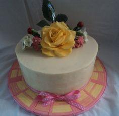 Happy Birthday Maria - by Goreti @ CakesDecor.com - cake decorating website