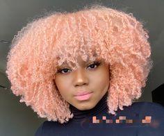 for all things natural hair + care! Dark Curly Hair, Dyed Natural Hair, Natural Hair Tips, Natural Hair Growth, Shiny Hair, Natural Things, Frizzy Hair, Long Hair, Blonde Hair Black Girls
