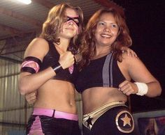 Xtasis (Portia Perez) and Princess Yara