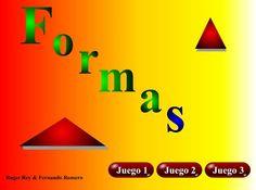 FORMAS GEOMÉTRICAS | Recursos para Primer Ciclo