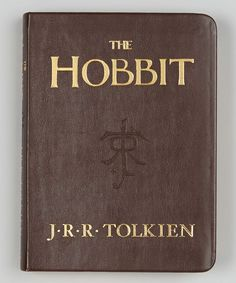 The Hobbit: Deluxe Pocket Edition<---I saw this in Barnes and Noble once. It was made of the same super thing paper with gold edging they make mini bibles out of. Nerd bible.