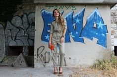 Trench Collection by Sonia Verardo: Wild. Free.