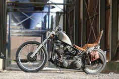 Classic Harley Davidson, Used Harley Davidson, Harley Davidson Motorcycles, Dirt Bike Girl, Vintage Vespa, Custom Harleys, Custom Bikes, Ducati, Mopar