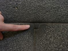 """Incan Stone Work. No Mortar. No """"Knifable"""" Clefts. Every Stone Cut Differently."""