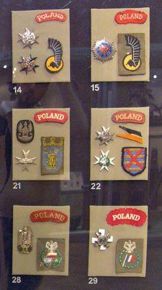 Polish decal. Military Art, Retro, Badges, Poland, Patches, Army, Historia, Military Uniforms, World War