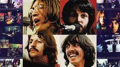 2017-03-03 - Full size the beatles backround - #1569243