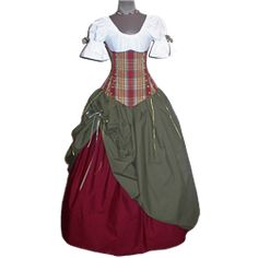 Scottish Clothing, Celtic Clothing, Scottish Kilts and Celtic Chemises by Medieval Collectibles