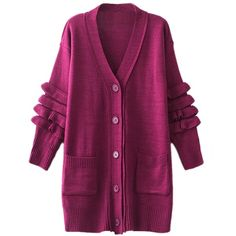 Croft&Barrow - Lt Purple Long Sleeve Cardigan, NWT, Cotton/Rayon ...