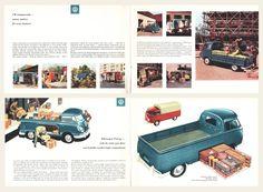 1959 Volkswagen Type 2 (Bus) Brochure I OldBrochures.com