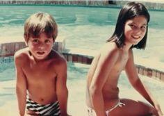 Enrique Iglesias, My Hero, Bikinis, Swimwear, Honey, Angel, Kid, Julio Iglesias, Sons