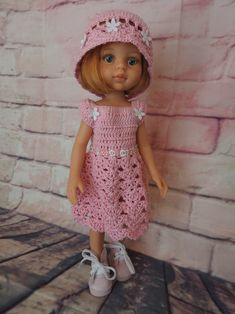 Doll Clothes, Crochet Hats, Dolls, Vintage, Style, Fashion, Knitting Hats, Baby Dolls, Swag