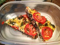 W30 SPRING INTO SUMMER DAY 4 MEAL 1. No time to eat before leaving the house? No problem!  Cold frittata is just as delicious as out-of-the-oven frittata. Whole30 breakfast to go anyone? #bebiggerthanyourexcuses . Sharing is caring: For Whole30 meal plans and recipes follow link in bio to our Pinterest board. Craving more? Tag #dirtygirlscleaneats to share your foodspiration with our #instafamily! . #whole30 #whole30recipes #whole30may #whole30round2 #itstartswithfood #paleo #paleodiet…