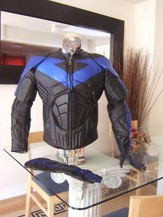 Nightwing Moto jacket