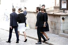 The Swedish Royal Family attended opening of the Parliament. Princess Victoria Of Sweden, Swedish Royals, Style Icons, Royalty, News, Weddings, Madeleine, Royals