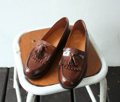 ultra prep tasseled loafers