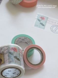 My Washi Tape: my monday | Wrapping