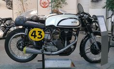 Norton 30M Manx 1953 Denis Parkinson r