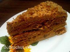 Fotorecept: Špaldová mäkkučká marlenka s orechami