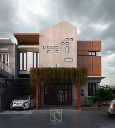 #Architect #HomeDesign #Recidence #Arsitek #DesainRumah #Architecchi
