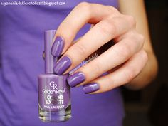 Confessions of a Polishaholic: Golden Rose Color Expert 87