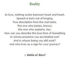 Rabia al Basri (R.A.). Considered the first female Muslim Sufi saint/mystic.