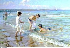 "https://flic.kr/p/7Qtdz7 | Alexander Averin - Russian artist - By The Sea | from Russian website  <a href=""http://www.liveinternet.ru/showjournal.php?journalid=2797296&tagid=87696"" rel=""nofollow"">www.liveinternet.ru/showjournal.php?journalid=2797296&amp...</a>"