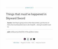 Legend of Zelda Skyward Sword Legend Of Zelda Memes, Legend Of Zelda Breath, Skyward Sword, Zelda Skyward, Tv Show Games, Hyrule Warriors, Wind Waker, Twilight Princess, Breath Of The Wild
