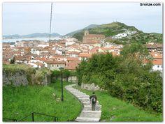 Etapa 10: Castro Urdiales - Laredo. Bajando a Laredo. Camino del Norte en #Cantabria #Spain #Travel