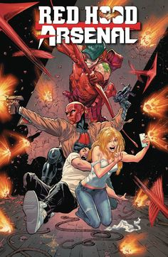 eXpertComics offers a wide choice of DC products, like the Red Hood - Arsenal  #13. Visit eXpertComics' website to discover thousands of collectibles.