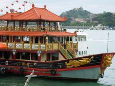 Xiamen Lundu ferry (photo by Sascha A. Schmidt)