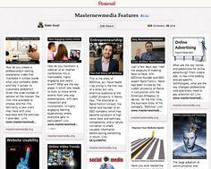 News Pinterest: Ora puoi condividere i tuoi aggiornamenti di Scoop.it anche su Pinterest