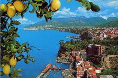 The beauty of Sorrento & Limoncello!