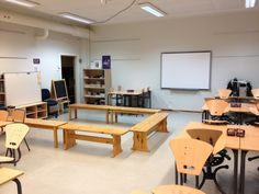 Klasserom våren 2012/2013