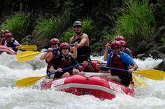 Costa Rica - Rafting the Balsa River