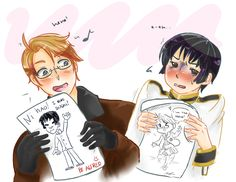 Anything you can draw, I can draw better!! by Hana-chan7