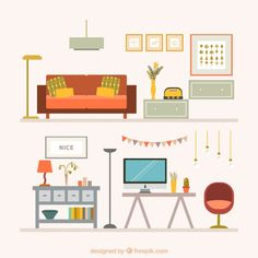 Home furniture collection