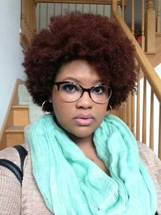 {Grow Lust Worthy Hair FASTER Naturally} ========================== Go To: http://shorthaircutsforblackwomen.com/natural-hair-products/ ========================== She and Her Fro Are GORGEOUS!!!