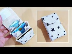 DIY Pouch bag tutorial easy and fast idea I'll show you how to make a dotted pouch bag from scratch. Cosmetic Bag Tutorial, Handbag Tutorial, Diy Pouch Bag, Hobo Bag Tutorials, Japanese Knot Bag, Patchwork Bags, Simple Bags, Card Wallet, Crochet