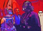 Star Wars Episode 6 Poster by Star Wars