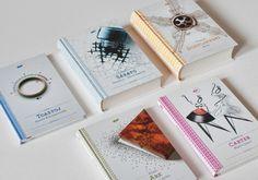 Book covers by Kuba Sowiński. BIURO SZERYFY www.szeryfy.pl