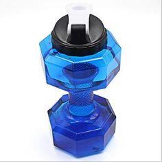 Fashionable Dumbbell Water Bottle Going Fast! L Capacity Dumbell Shape Sport Water Bottle Outdoor Workouts, Gym Workouts, Gym Water Bottle, Water Bottles, Jouer Au Basket, Drink Bottles, Perfume Bottles, Gym Training, Bodybuilding Workouts