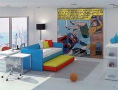 fototapeta komiks Superman