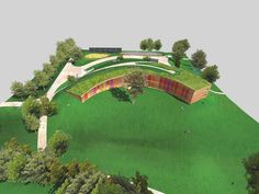 Slunakov Center for Ecological Activities - Projektil Architekti
