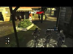 Assassin's Creed III Multiplayer - Manhunt - Boston North End (3290) (Started Session)